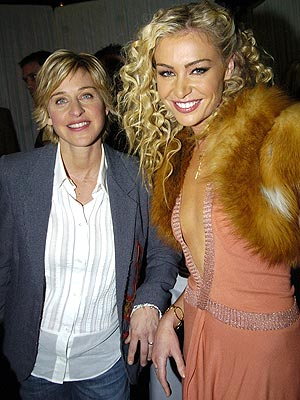 NEWEST ROMANCE photo | Ellen DeGeneres, Portia de Rossi