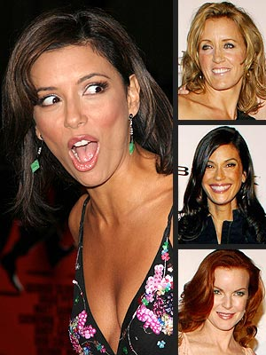BIGGEST SNUB photo | Desperate Housewives, Eva Longoria