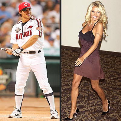 HOTTEST SITCOM STARS photo | Nick Lachey, Pamela Anderson