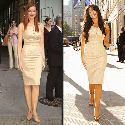 MARCIA VS. SOFIA photo | Marcia Cross, Sofia Vergara