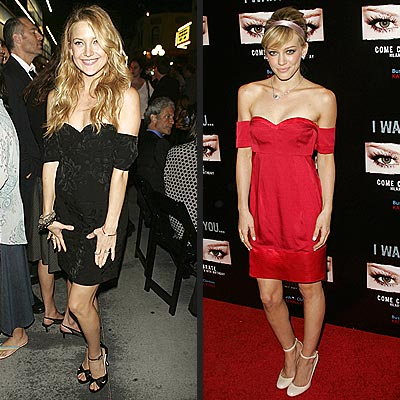 KATE VS. HILARY photo | Hilary Duff, Kate Hudson