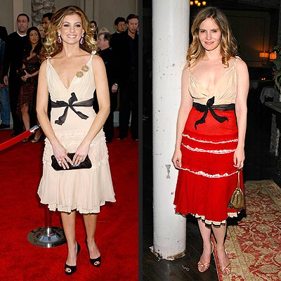 FAITH VS. JENNIFER photo | Faith Hill, Jennifer Jason Leigh