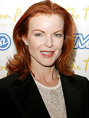 Marcia Cross's Holiday Chill | Marcia Cross