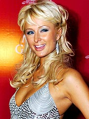 Paris Hilton Surprised by Playboy Photo