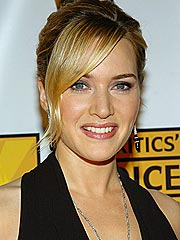 Winslet, Aviator Soar in BAFTA Race | Kate Winslet