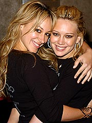 Hilary & Haylie's Big Sister Act | Haylie Duff, Hilary Duff