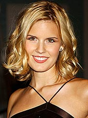 At Home with Lost's Maggie Grace