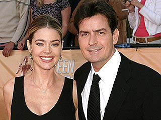 Denise Richards Divorcing Charlie Sheen