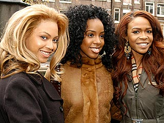 Destiny's Child's Miami Foursome | Destiny's Child