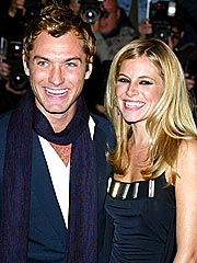 Who's a Big Tipper? Jude Law | Jude Law, Sienna Miller