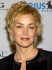 Sharon Stone Gets 'Shameless'
