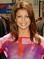 Paula Abdul: No Comment on Network Probe