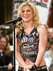 Kelly Clarkson's Road Lust