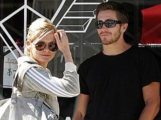 Kirsten & Jake's Arty Date Night | Jake Gyllenhaal, Kirsten Dunst