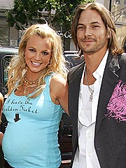 Britney & Kevin's Quick Getaway