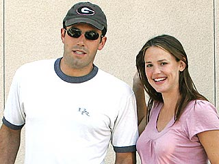 Ben Affleck, Jennifer Garner's Daughter Baptized