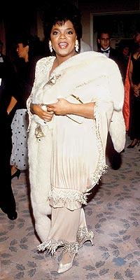 1986 photo | Oprah Winfrey