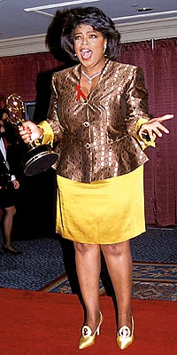 1992 photo | Oprah Winfrey