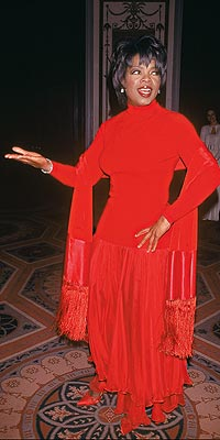 1996 photo | Oprah Winfrey