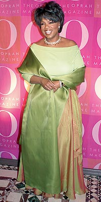 2001 photo | Oprah Winfrey