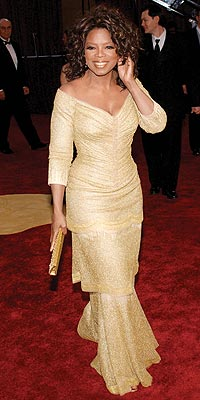 OSCARS 2005 photo | Oprah Winfrey