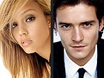 PEOPLE's 50 Most Beautiful People | Jessica Alba, Orlando Bloom