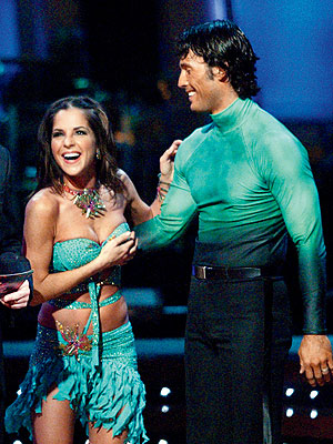 Kelly Monaco Wardrobe Malfunction Dancing with the Stars
