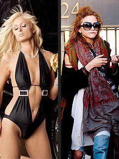 2005's Top 10 Style Moments | Paris Hilton