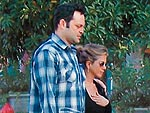 Jennifer & Vince: Hot New Romance! | Jennifer Aniston, Vince Vaughn