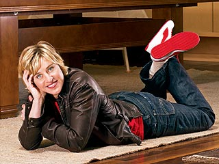 Ellen: At Home, At Ease