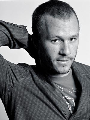 GONE TOO SOON photo | Heath Ledger