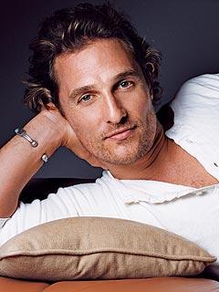 2005's Sexiest Men Alive | Matthew McConaughey