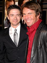 Topher Grace & Dennis Quaid | Dennis Quaid, Topher Grace
