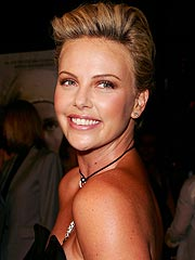 Charlize Theron Leaves Iron Man 2 Early | Charlize Theron
