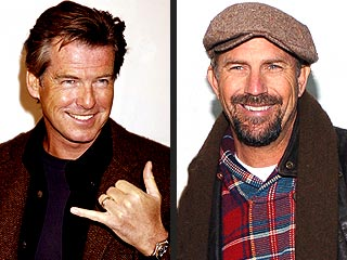 Brosnan and Costner Create Sundance Buzz | Kevin Costner, Pierce Brosnan