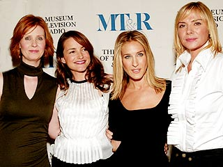 Sex and the City: They're Back! | Cynthia Nixon, Kim Cattrall, Kristin Davis, Sarah Jessica Parker