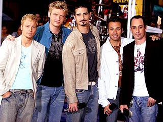 Backstreet Boys: Inside Their Lives