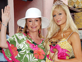 WEEK AHEAD: Paris Hilton&#39;s Mom Heads to TV | Kathy Hilton, Paris Hilton