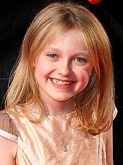 Celeb Spotlight: Dakota Fanning
