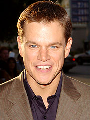 They Said What? for August 16, 2005| Matt Damon