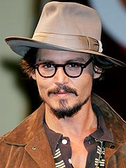 Report: Johnny Depp Talks About Daughter's Illness