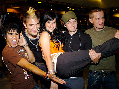 STAR OF THE SHOW photo | Ashlee Simpson