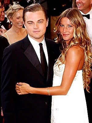 LEO & GISELE photo | Giselle Bundchen, Leonardo DiCaprio