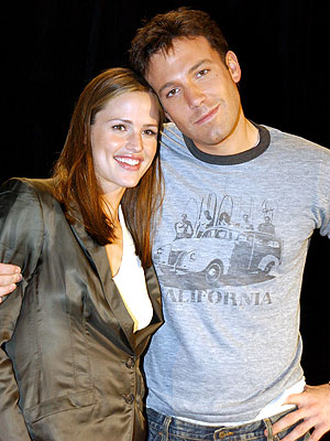 2003 photo | Ben Affleck, Jennifer Garner
