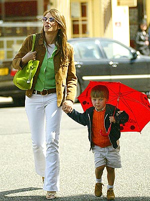 RAIN OR SHINE  photo | Elizabeth Hurley