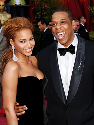 Beyonce Knowles couple