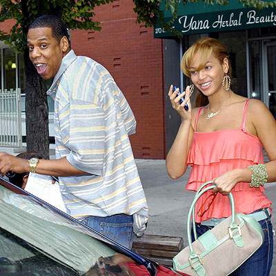 WORKING IT OUT photo | Beyonce Knowles, Jay-Z