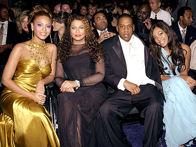 Jay Z Mother and Sister http://www.people.com/people/gallery/0,,1107222_932779,00.html