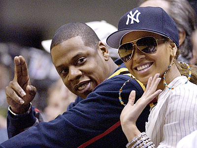 TEAM MATES photo | Beyonce Knowles, Jay-Z