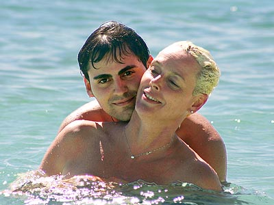 SUN AND FUN photo | Brigitte Nielsen